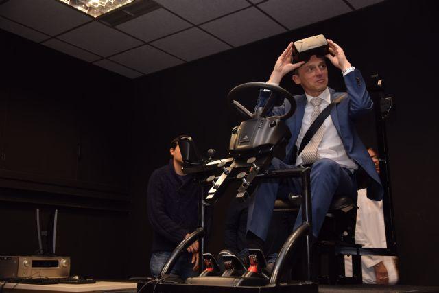 Pedro Duque, en la UPCT: no hay nada más divertido que entender cómo funciona el mundo - 1, Foto 1