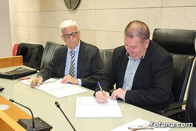 The City Council signs a collaboration agreement with the General Directorate of Cadastre - 3