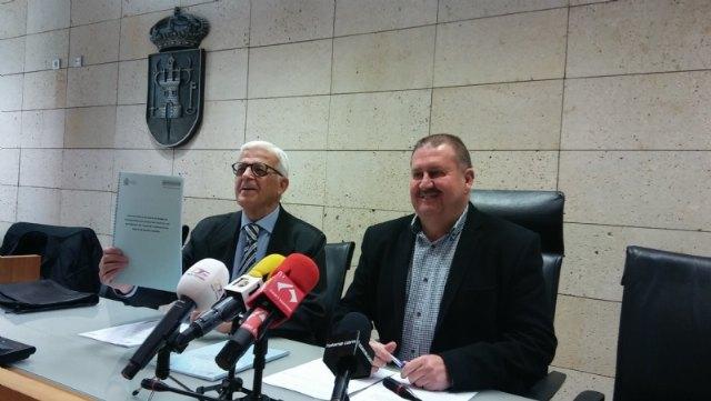 El Ayuntamiento suscribe un convenio de colaboración con la Dirección General de Catastro para agilizar y simplificar los trámites de los usuarios en esta materia en este municipio