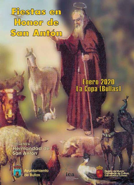 La Copa de Bullas celebra las Fiestas de San Antón - 1, Foto 1