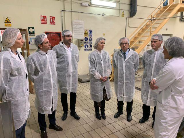 La Comunidad financia con 81.000 euros dos proyectos de innovación en el ámbito de la alimentación, Foto 1