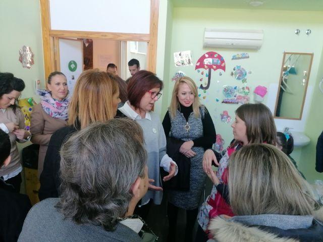 La Comunidad destina 4,7 millones para asistir a 71 personas con discapacidad intelectual en Fortuna - 1, Foto 1