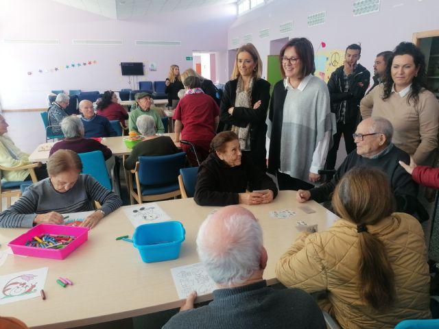 La Comunidad destina 4,7 millones para asistir a 71 personas con discapacidad intelectual en Fortuna - 2, Foto 2