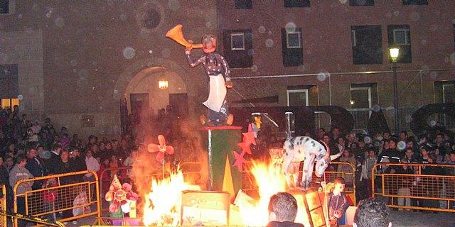 El Ayuntamiento de Cieza informa de que es preceptivo solicitar autorización para realizar las lumbres de San Antón - 1, Foto 1