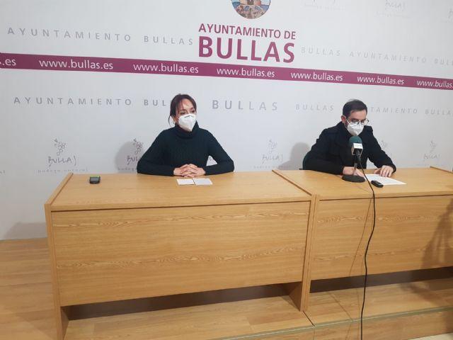El Ayuntamiento de Bullas toma medidas para frenar los contagios por Covid-19 - 1, Foto 1