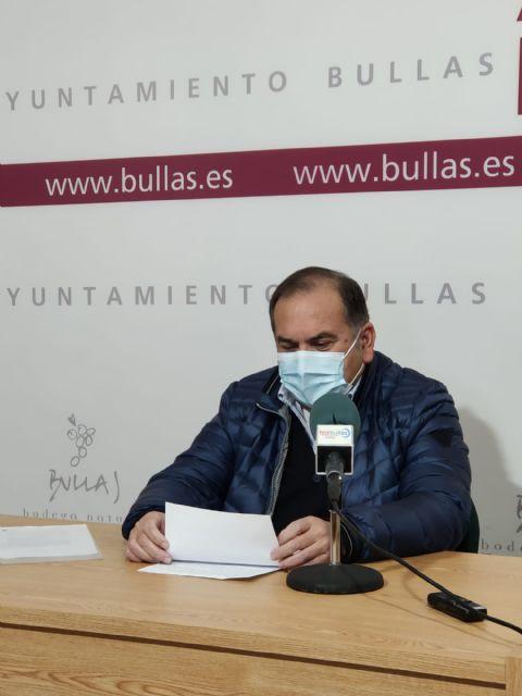 El Ayuntamiento de Bullas toma medidas para frenar los contagios por Covid-19 - 2, Foto 2