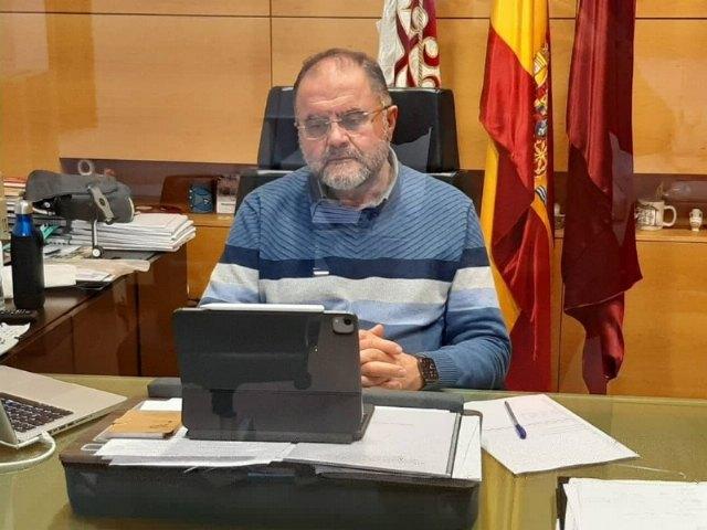 El alcalde de Totana aboga por centralizar las medidas restrictivas decretadas por los expertos epidemiológicos y no dejarlas a la voluntad de los ciudadanos - 1, Foto 1