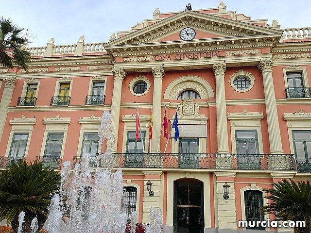 El Ayuntamiento de Murcia apuesta por la seguridad de los vecinos y la mejora del medio ambiente a través de la renovación del alumbrado en el municipio - 1, Foto 1