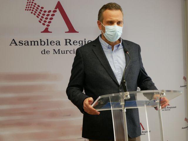 Joaquín Segado: Si Conesa asistiera a las reuniones con el consejero de Salud sabría que el SMS se ha reforzado en un año con 3.300 profesionales - 1, Foto 1