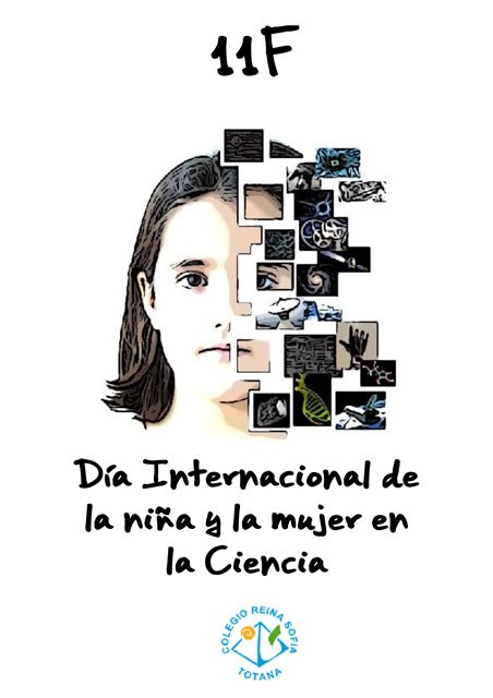 The Reina Sofía school organizes several activities framed in the International Day of Women and Girls in Science - 1