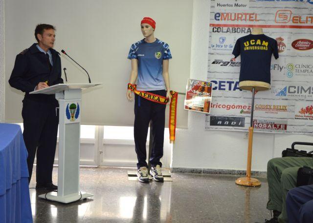 La Base Aérea de Alcantarilla invita al deporte por quinto año consecutivo - 1, Foto 1