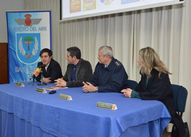 La Base Aérea de Alcantarilla invita al deporte por quinto año consecutivo - 2, Foto 2