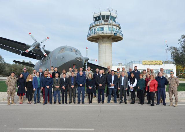 La Base Aérea de Alcantarilla invita al deporte por quinto año consecutivo - 4, Foto 4