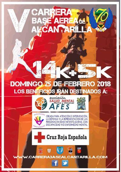 La Base Aérea de Alcantarilla invita al deporte por quinto año consecutivo - 5, Foto 5