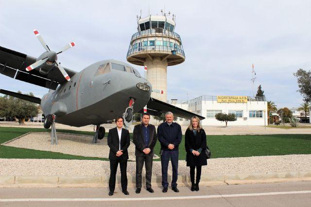 Presentada oficialmente la V Carrera Popular Base Aérea de Alcantarilla, que se celebrará el próximo domingo 25 de febrero, con salida y meta en nuestra ciudad - 5, Foto 5