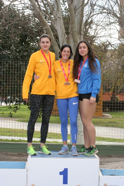 El Club Atletismo Alhama sigue cosechando éxitos en el