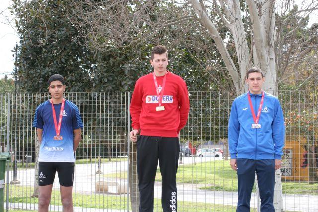 El Club Atletismo Alhama sigue cosechando éxitos en el