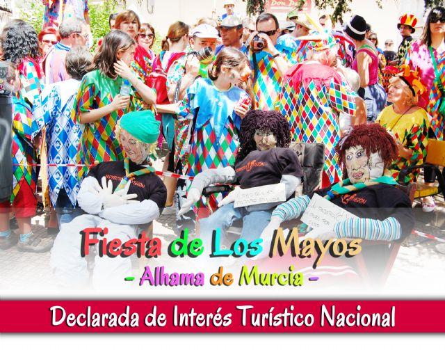La fiesta de Los Mayos, declarada de Interés Turístico Nacional, Foto 1