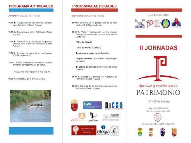 Cuatro municipios, cinco centros de Educación Secundaria, cuatro Ayuntamientos...y más de 300 alumnos - 5, Foto 5