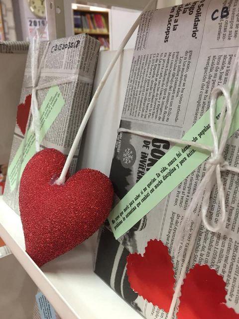 La Biblioteca Municipal Mateo García celebra San Valentín promoviendo citas a ciegas entre lectores y libros - 2, Foto 2