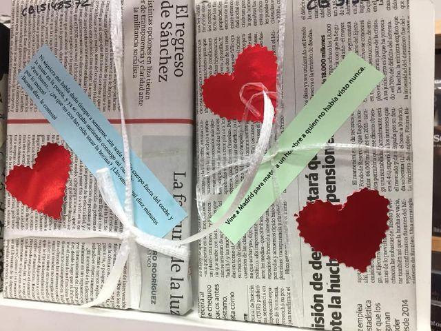La Biblioteca Municipal Mateo García celebra San Valentín promoviendo citas a ciegas entre lectores y libros - 3, Foto 3