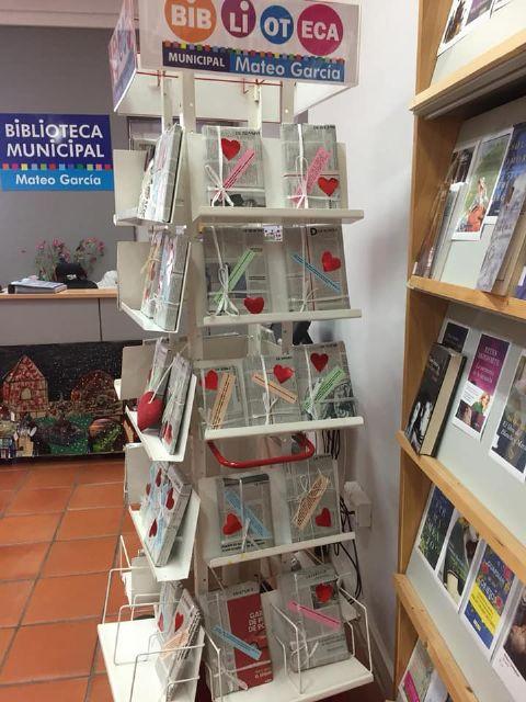 La Biblioteca Municipal Mateo García celebra San Valentín promoviendo citas a ciegas entre lectores y libros - 4, Foto 4