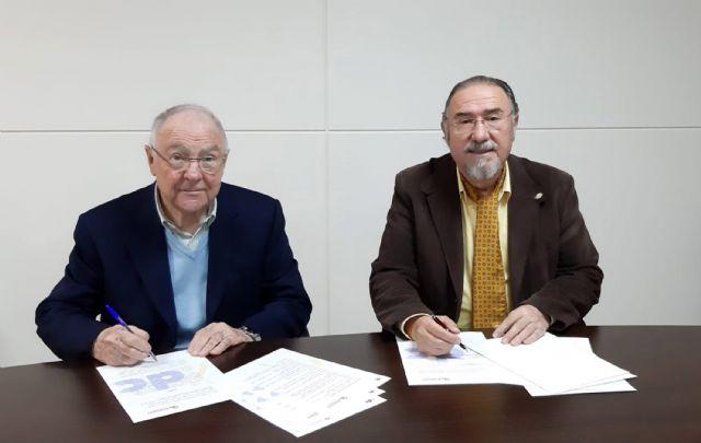 ASECOM y el Instituto de Desarrollo Comunitario firman un acuerdo de colaboración - 1, Foto 1
