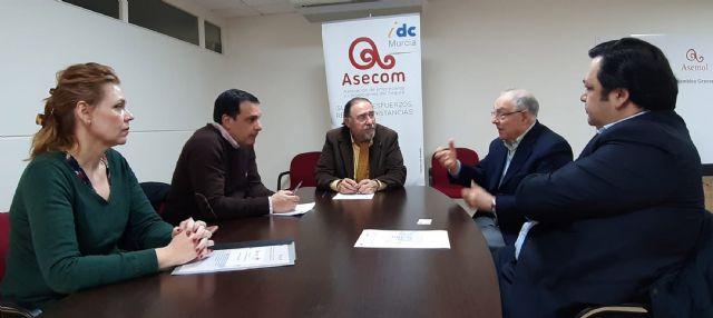 ASECOM y el Instituto de Desarrollo Comunitario firman un acuerdo de colaboración - 3, Foto 3