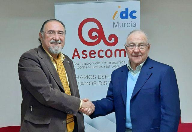 ASECOM y el Instituto de Desarrollo Comunitario firman un acuerdo de colaboración - 4, Foto 4