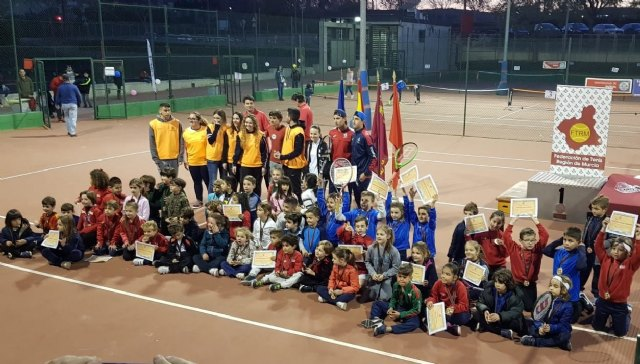 Fin de semana intenso en el Club de Tenis Totana - 1, Foto 1