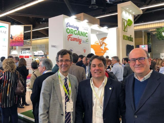 Coato shows more than 100 references of organic products in Biofach, the largest fair in the sector, Foto 1