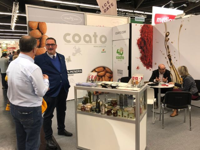 Coato shows more than 100 references of organic products in Biofach, the largest fair in the sector, Foto 2