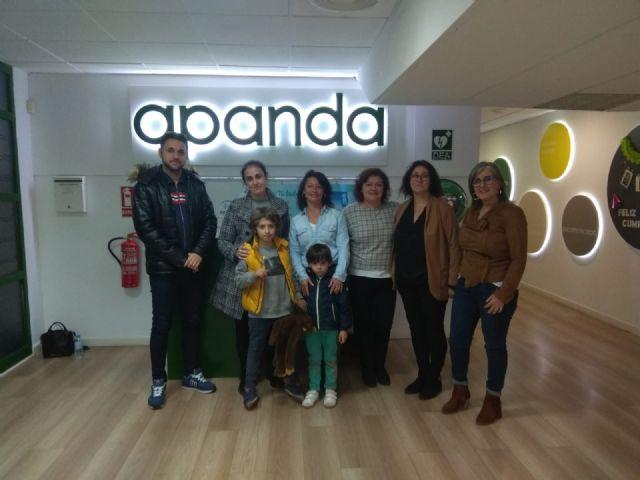 Ayuntamiento y APANDA establecen líneas de actuación en Torre Pacheco - 1, Foto 1