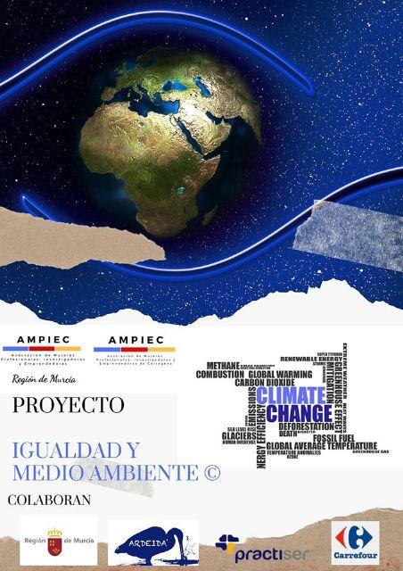 AMPIEC arranca la II edición del proyecto Igualdad y el Medio Ambiente donde implicará a toda la sociedad - 1, Foto 1