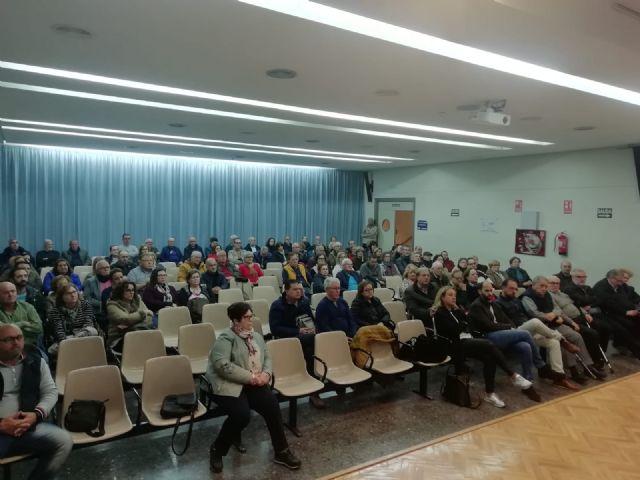 Asamblea afectados ayudas terremoto del 10/02/20, Foto 1