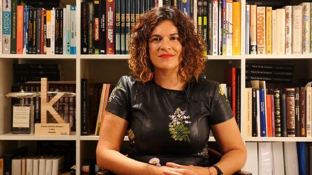 La escritora y cineasta Ana Ballabriga hará un análisis de la novela romántica en Cartagena Piensa - 1, Foto 1