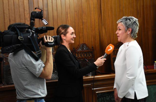 El nuevo Delegado del Gobierno, Pepe Vélez, presentó ayer su renuncia como alcalde de Calasparra en el Pleno Municipal - 3, Foto 3