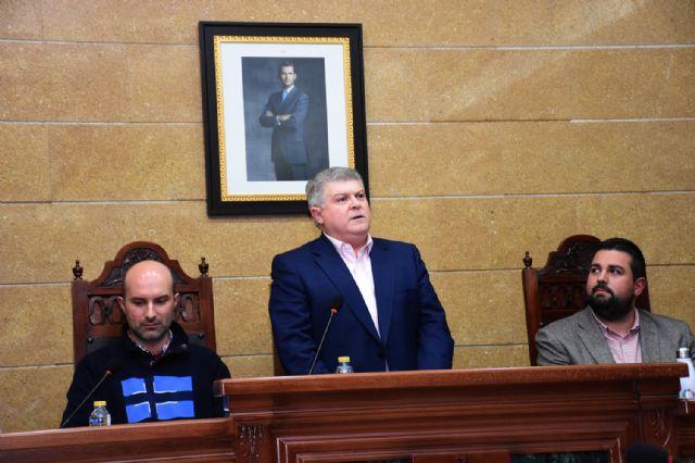 El nuevo Delegado del Gobierno, Pepe Vélez, presentó ayer su renuncia como alcalde de Calasparra en el Pleno Municipal - 4, Foto 4