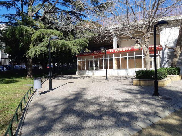 Se efectuar� un estudio para evaluar medidas que permitan la accesibilidad en distintos espacios del parque municipal Marcos Ortiz, Foto 2