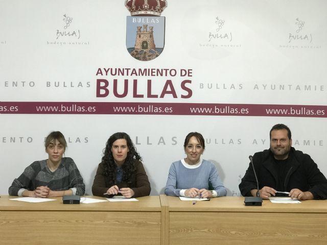Implantado el Punto de Atención especializada a mujeres víctimas de Violencia de Género del municipio de Bullas - 1, Foto 1