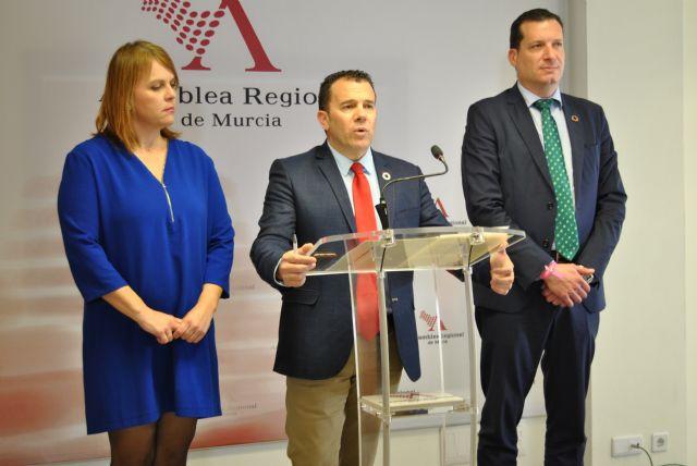 El PSOE asegura que los presupuestos confirman que López Miras no cree en la agricultura y la ganadería como motor económico de la Región - 1, Foto 1