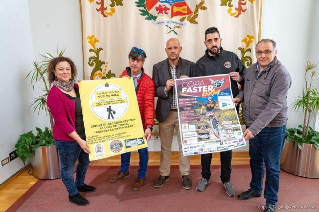Los aficionados a la bici de montaña tienen una cita en La Aljorra con la  IV Copa Faster BXM - 1, Foto 1