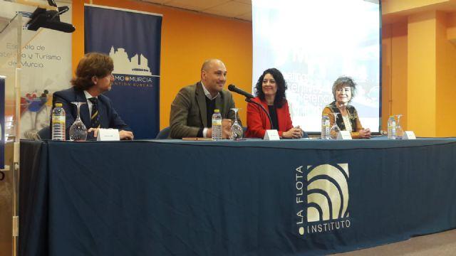 El IES La Flota acoge las VII jornadas sobre eventos profesionales - 2, Foto 2