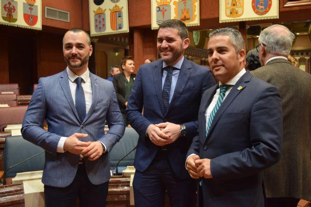 Jesús Cano: Los presupuestos regionales apoyan con 76,5 millones de euros al sector agrícola frente al desprecio y castigo del Gobierno de Sánchez - 1, Foto 1