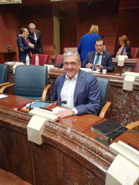 Ciudadanos destaca las partidas para recuperar el Mar Menor y la consolidación de la plantilla del IMIDA en el presupuesto de Agricultura, Agua y Medio Ambiente, Foto 1