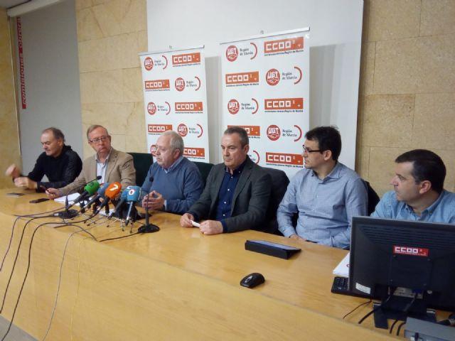 UGT y CCOO convocan huelga general en hostelería para Semana Santa y Bando de la Huerta, Foto 5