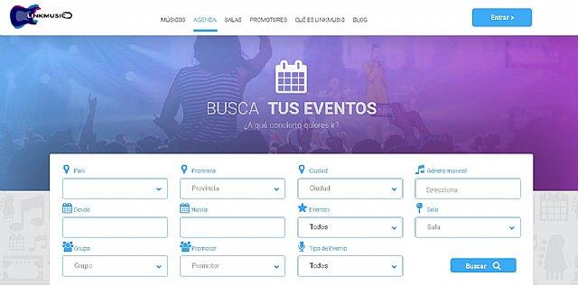 Linkmusic apuesta por la difusión de música en vivo todos los días en cada ciudad de España - 1, Foto 1