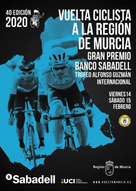 La Vuelta Ciclista a Murcia pasa este sábado por Sierra Espuña y Alhama - 2, Foto 2
