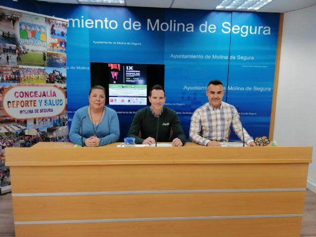 """Presentada la IX Carrera Popular """"Centro Educativo Los Olivos"""" - 1, Foto 1"""