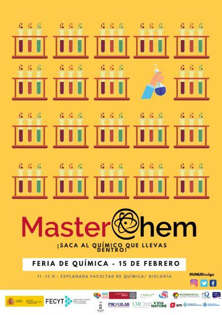 De la Feria de Química de la UMU saldrán los últimos finalistas de MasterChem - 1, Foto 1